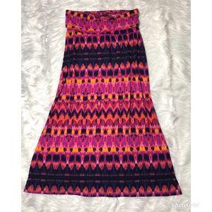 Cynthia Rowley Maxi Skirt XL